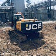 экскаватор jcb 220